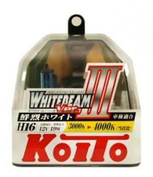 Лампа Koito Whitebeam H16