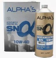 Моторное масло SUMICO (ALPHAS) 10W40 SN 4л