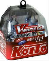 Лампа Koito Whitebeam H4
