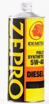 Моторное масло IDEMITSU ZEPRO DIESEL  F-S 5W40 1л