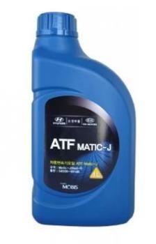 Моторное масло HYUNDAI ATF MATIC J (RED-1) /Жидкость для АКПП, 1л