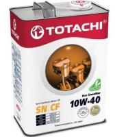 Моторное масло TOTACHI Eco Gasoline SN/CF 10W-40 4л