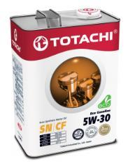 Моторное масло TOTACHI Eco Gasoline SN/CF 5W-30 , 4л