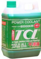 АНТИФРИЗ TCL зеленый POWER COOLANT -50C  2 л