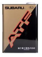 Жидкость для АКПП Subaru ATF 4л