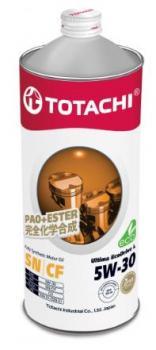 Моторное масло Totachi Ultima Ecodrive L 5W-30, 1л