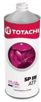 Жидкость для АКПП TOTACHI ATF SPIII синт. 1л