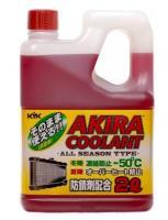 Антифриз  AKIRA COOLANT -50 красный 2л