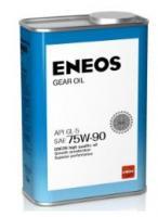 Трансмиссионное масло Eneos GEAR GL-5 75/90 0.94л