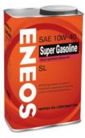 Масло моторное ENEOS 10W40  Super Gasoline SL п\синт 0,94л