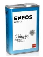 Трансмиссионное масло Eneos GEAR GL-5 80/90 0.94л