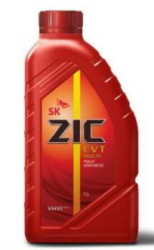 Масло трансмиссионное ZIC CVT Multi, 1л