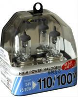 Лампа Koito Whitebeam H4 24V 75/70W (110/100W)