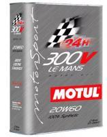 Моторное масло MOTUL т. 300 V Le Mans 20W 60, 2л
