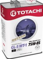 Масло трансмиссионное TOTACHI Ultra Hypoid Gear GL-5  75W85 4л