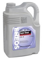Масло моторное ENEOS Super Diesel CG-4 п\синт 5W30 6л