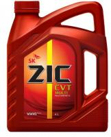 Масло трансмиссионное ZIC CVT Multi, 4л