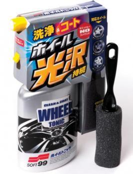 Очиститель дисков New Wheel Tonic, 400мл