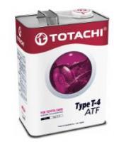 Жидкость для АКПП TOTACHI ATF TYPE T-IV синт. 4л