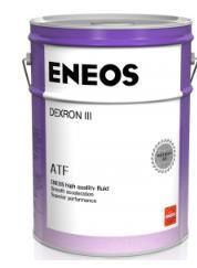 Жидкость для АКПП ATF ENEOS Dexron 3 20л