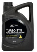 Масло моторное HYUNDAI/KIA Turbo SYN Gasoline 5W30 A5 SM/CF-4 4 л синт.