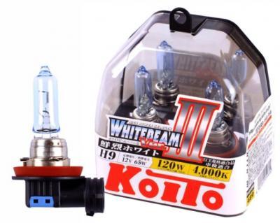 Лампа Koito Whitebeam H9