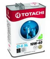 Моторное масло TOTACHI Eco Diesel CI-4/CH-4/SL 10W40 4л