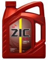 Масло трансмиссионное ZIC 80w90  G-5 GL-5 , 4л