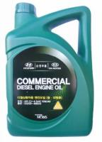 Моторное масло Hyundai/KIA Commercial Diesel 10W-40 CI-4, 6л