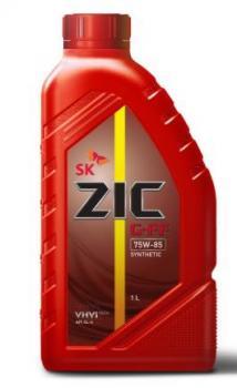 Масло трансмиссионное ZIC 75w85  G-FF GL-4, 1л