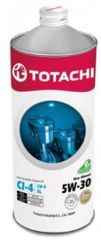 Моторное масло TOTACHI Eco Diesel CI-4/CH-4/SL 5W30, 1л