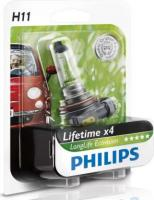 Автолампа PHILIPS H11 Long Life ECO (блистер)