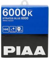 Лампа  PIAA BALB STRATOS BLUE 6000K  (H4) 2шт