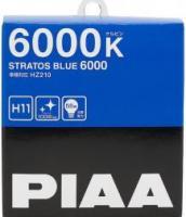 Лампа  PIAA BALB STRATOS BLUE 6000K  (H11) 2шт