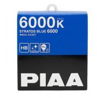 Лампа  PIAA BALB STRATOS BLUE 6000K (HB) 2шт