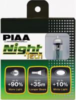 Лампы PIAA BALB NIGHT TECH 3600K (H3) 2шт