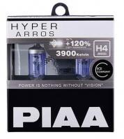 Лампа  PIAA HYPER ARROS H4 (3900K) 2шт