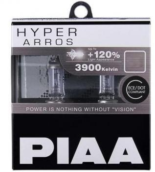 ЛАМПА PIAA HYPER ARROS H11 (3900K) 2ШТ