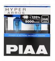 Лампа PIAA HYPER ARROS (H4)  (5000K) 2шт