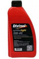 Моторное масло DIVINOL Syntholight 0W-40  1 л