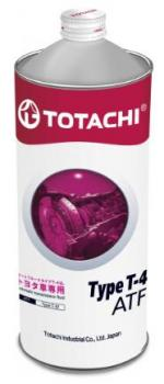 Трансмиссионная жидкость TOTACHI ATF  TYPE T-IV    1л