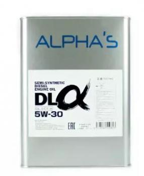 Моторное масло  SUMICO (ALPHAS) 5w30 DL-α DL-1/CF-4 4л