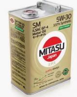 Моторное масло MITASU  MOLY-TRIMER 5W30, 4л
