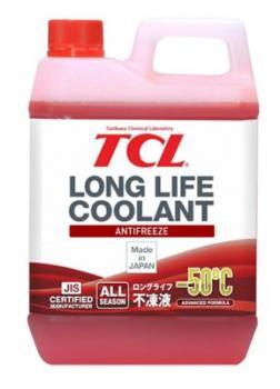 АНТИФРИЗ TCL красный LLC -50C 2л