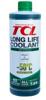 АНТИФРИЗ TCL зеленый LLC -50C 1л