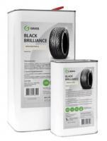 """Чернитель шин """"GRASS"""" Black Brillians (1 кг)"""
