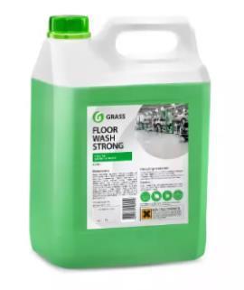 """Средство для мытья пола """"GRASS"""" Floor Wash Strong (5,6 кг)"""