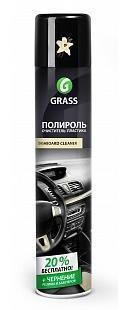 """Полироль-очиститель пластика """"GRASS"""" Dashboard Cleaner (750 мл) (ваниль)"""