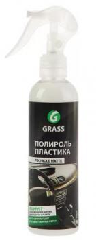 """Полироль пластика """"GRASS"""" Polyrol Matte (250 мл) (спрей) (матовая)"""