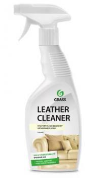 """Очиститель кондиционер кожи """"GRASS"""" Leather Cleaner (600 мл) (триггер)"""